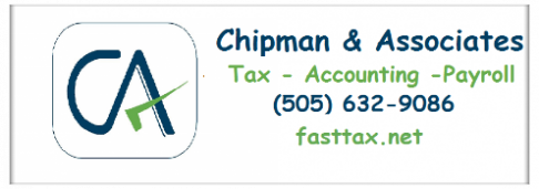 Chipman & Associates Logo & Contact Information